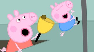 Download Peppa Pig English Episodes | Peppa Pig at the Fire Station | Peppa Pig Official Video