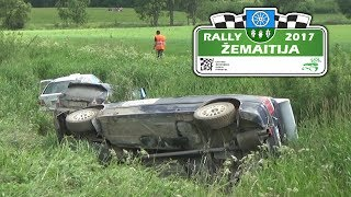 Download Rally Žemaitija 2017 (Crashes/mistakes) Video