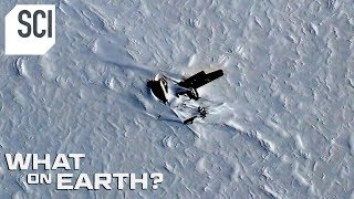 Download What's the Story Behind this Broken Down Aircraft in Greenland? | What on Earth? Video