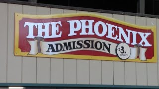 Download Phoenix Review Knoebels Airtime-Packed Wooden Roller Coaster Video