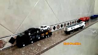 Download Reportagem / Novas Frotas de Carrinhos / Brinquedos /# 268 Video