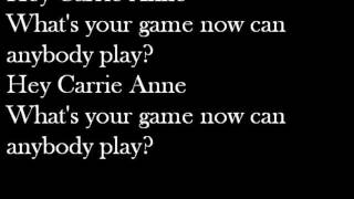 Download The Hollies - Carrie Anne Lyric Video Video
