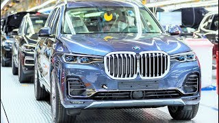 Download 2019 BMW X7 Production Video