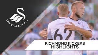 Download USA Tour 2017: Richmond Kickers v Swans Video