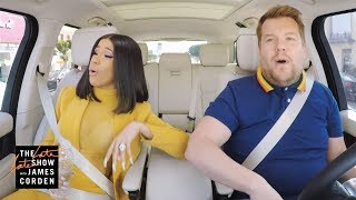 Download Cardi B Carpool Karaoke: Coming Monday Video
