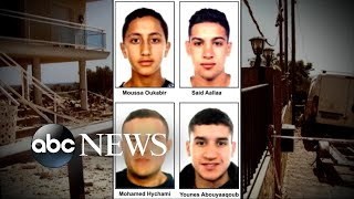 Download New information revealed in the Spain terror attacks Video