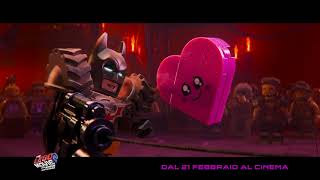 Download The Lego Movie 2 - Una nuova avventura - Expanding Character - Dal 21 Febbraio al cinema Video