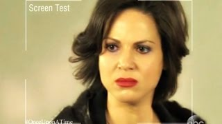 Download Lana Parrilla's Brief Screen Test for Evil Queen (OUAT Special) Video