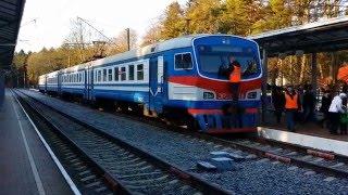 Download Inside a Russian Regional Train in Kaliningrad Video