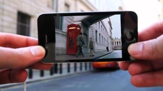 Download Augmented Reality Cinema Video