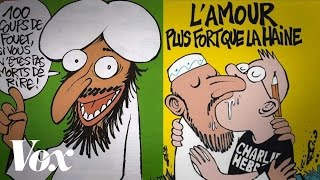 Download Charlie Hebdo's most famous cartoons, translated and explained Video