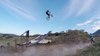 Download GoPro: MX Rider Launches MTB Over 50ft Jump Video