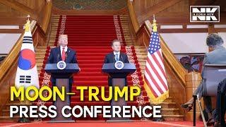 Download U.S. President Donald Trump & North Korean leader Kim Jong-un agreed to meet at Panmunjom Video