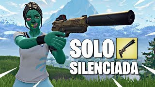 Download GANANDO SOLO CON PISTOLA SILENCIADA !! - Fortnite: Battle Royale Video