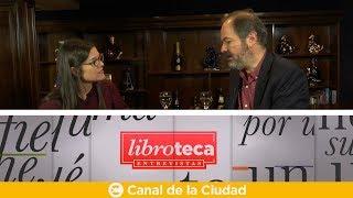 Download Entrevista mano a mano con el escritor Juan Villoro en Libroteca Video