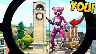 Download *NEW* HOW TO BECOME A GIANT TRICK! - Fortnite Funny Fails and WTF Moments! #389 Video