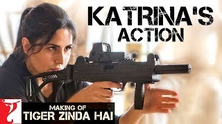 Download Katrina Kaif's Action | Making of Tiger Zinda Hai | Salman Khan | Ali Abbas Zafar Video