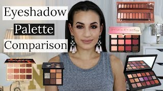 Download Best and Worst Eyeshadow Palettes 2017 Video