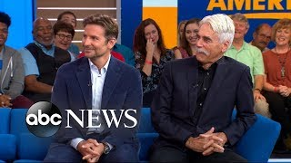 Download Sam Elliott on why Bradley Cooper's voice convinced him to do 'A Star Is Born' Video