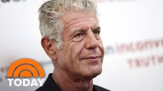Download Anthony Bourdain's Mother Speaks Out About His Tragic Death | TODAY Video