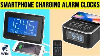 Download 10 Best Smartphone Charging Alarm Clocks 2019 Video