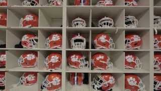 Download Clemson Football || Inside the Equipment Room: The Helmet Video