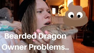 Download BEARDED DRAGON OWNER PROBLEMS | with Kaptain K! Video