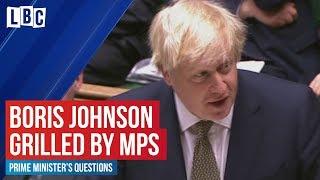 Download Boris Johnson v Jeremy Corbyn at PMQs | Prime Minister's Questions | LBC Video