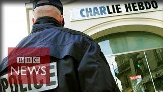 Download Charlie Hebdo: Massacre at French magazine Video
