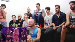 Download Britney Spears 2016 BBMA performance reaction (brasil) Video