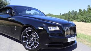 Download Rolls Royce Wraith Black Badge Video