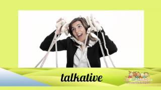 Download Personality adjectives Video