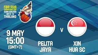 Download Pelita Jaya (INA) v Xin Hua SC (SGN) - Full Game - FIBA Asia Champions Cup 2018 SEABA Qualifier Video