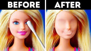 Download 25 BARBIE HACKS FOR KIDS AND ADULTS Video
