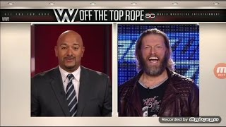Download WWE ″Off The Top Rope″segment on ESPN SportsCenter with Jonathan Coachman Featuring Edge Video