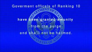 Download The Purge Emergency Broadcasting System Video