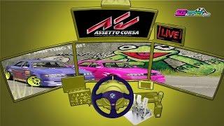 Download Drift Day / Assetto Corsa Online Video