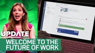 Download Microsoft Teams' tricks should make Slack nervous (CNET Update) Video