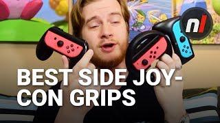Download The Best Sideways Joy-Con Grips for Nintendo Switch Video