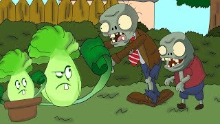 Download Plants vs. Zombies ANIMATION Bonk Choy LIFE (Cartoon) Video