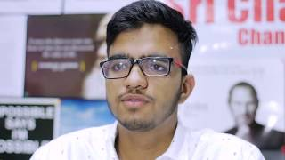 Download Top 3 tips to crack IIT JEE 2019: Sarvesh Mehtani (AIR 1, JEE Advanced 2017) Video