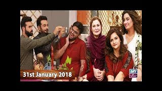 Download Salam Zindagi With Faysal Qureshi - Nazia Malik & Jiya Ali - 31st January 2018 Video