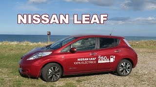 Download Nissan Leaf, mi experiencia con un coche 100% eléctrico Video