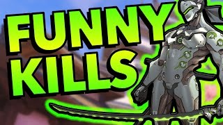 Download 30 FUNNY KILLS - Overwatch Funny Moments Montage Video