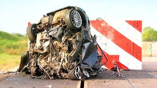 Download 120mph Mega Crash! - Fifth Gear Video