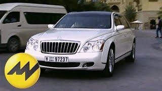 Download Maybach 62 S: Motorvision testet den Luxusliner in Dubai Video