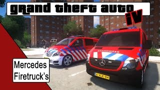 Download Mercedes Sprinter and Vito firetruck Video