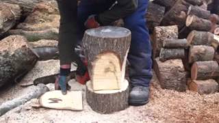 Download Chainsaw Carving at Hebrides Garden Machinery Video