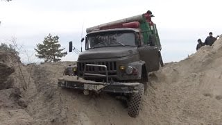 Download GAZ66 VS ZIL 131 off-road 4x4 Video