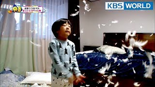 Download What in the world happened at Seoeon & Seojun's home? [The Return of Superman/2018.02.25] Video